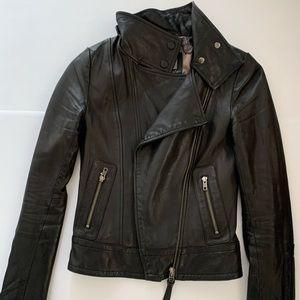 COPY - Mackage Kenya leather jacket XXS